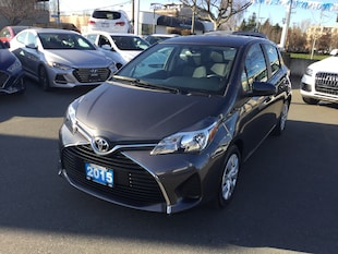 2015 Toyota Yaris LE | Accident-Free | BC Only | One Owner Hatchback