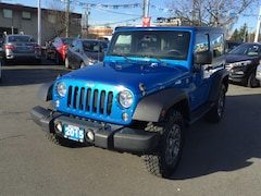2015 Jeep Wrangler Sport   One Owner   Local   Accident-Free SUV