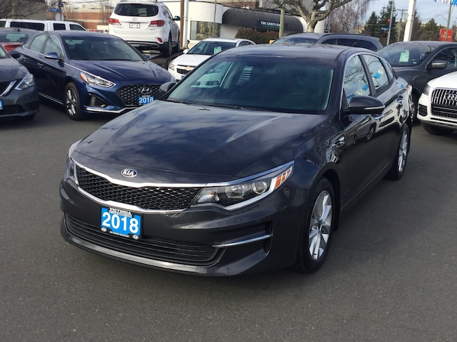 2018 Kia Optima LX | Accident-Free | BC Only Sedan