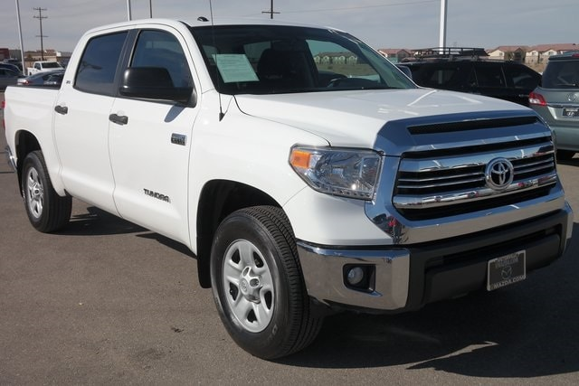 Used 2017 Toyota Tundra SR5 4WD Truck for sale near you in Victorville, CA