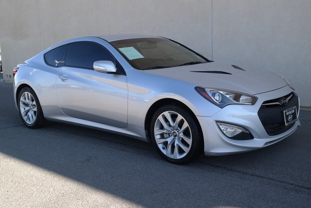 Used cars, trucks, and SUVs 2016 Hyundai Genesis Coupe 3.8 Coupe for sale near you in Victorville, CA