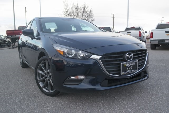 Used 2018 Mazda Mazda3 Touring Hatchback for sale near you in Victorville, CA
