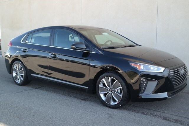 Featured New 2019 Hyundai Ioniq Hybrid Limited Hatchback for sale near you in Victorville, CA
