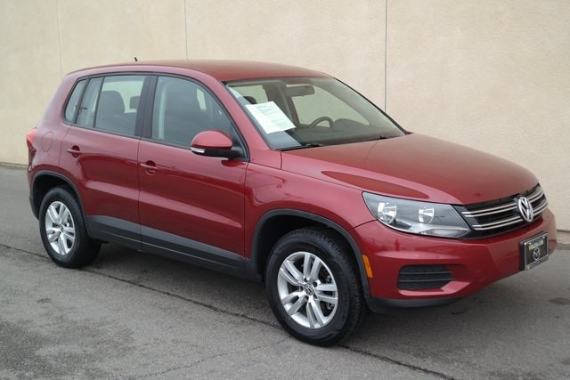 Used cars, trucks, and SUVs 2014 Volkswagen Tiguan S SUV for sale near you in Victorville, CA