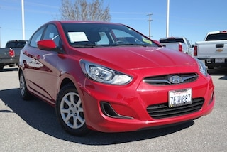 Used cars, trucks, and SUVs 2014 Hyundai Accent GLS Sedan for sale near you in Victorville, CA