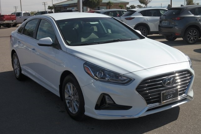 Featured New 2019 Hyundai Sonata SE Sedan 5NPE24AF2KH740312 for sale near you in Victorville, CA