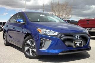 New 2019 Hyundai Ioniq Hybrid SEL Hatchback for sale near you in Victorville, CA