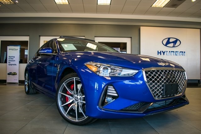 Used 2019 Genesis G70 3.3T Advanced Sedan for sale near you in Victorville, CA