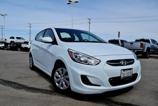 Bargain Used 2017 Hyundai Accent SE Hatchback for sale near you in Victorville, CA