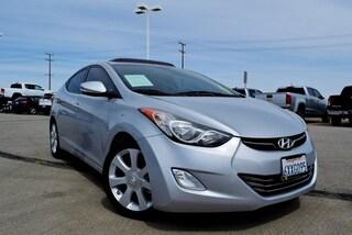 Bargain Used 2013 Hyundai Elantra Limited Sedan for sale near you in Victorville, CA
