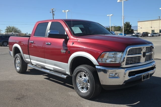 Used 2012 Ram 2500 Laramie 4X4 Truck for sale near you in Victorville, CA