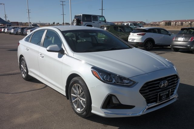 Featured New 2019 Hyundai Sonata SE Sedan 5NPE24AF1KH735750 for sale near you in Victorville, CA