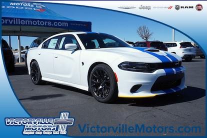 New 2019 Dodge Charger SRT HELLCAT For Sale | Victorville CA | VIN#  2C3CDXL91KH587994