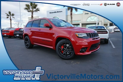 New 2019 Jeep Grand Cherokee Srt 4x4 For Sale Victorville Ca Vin 1c4rjfdj9kc610538