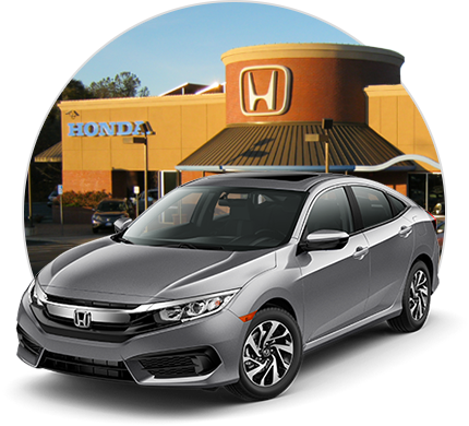 Honda Dealer Serving Sacramento CA