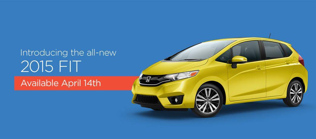Find a 2015 Honda Fit For Sale Near Sacramento CA   New, Certified ...