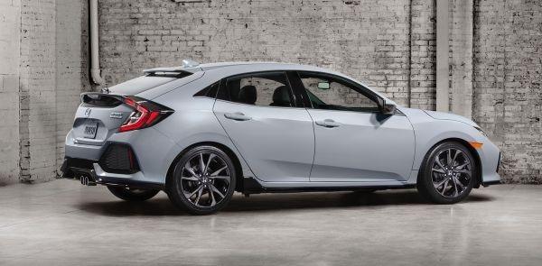 New Honda Civic Hatchback dealer serving Sparta & Nashville TN