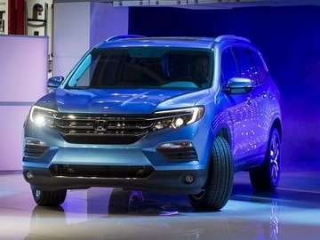 The 2016 Honda Pilot is coming soon to Ocean Honda serving Salinas CA