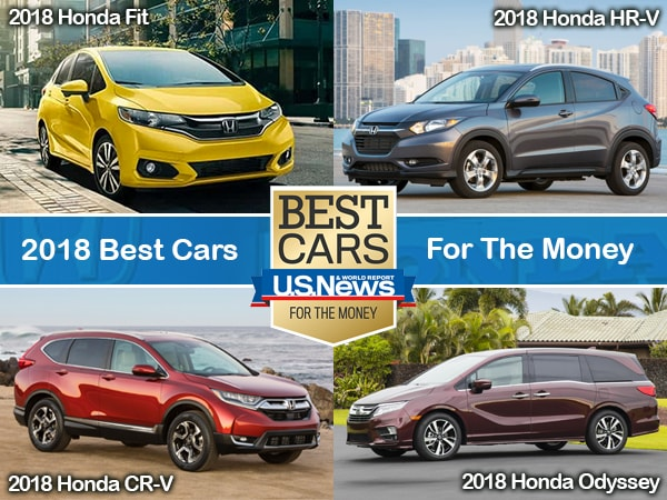 New Honda dealer near Anderson