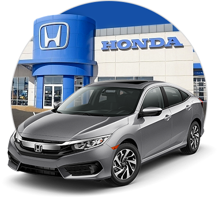 New Honda dealer near Salinas CA