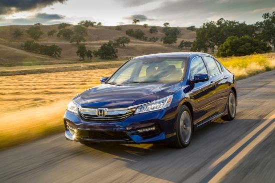 New Honda Accord Hybrid dealer serving Salinas CA