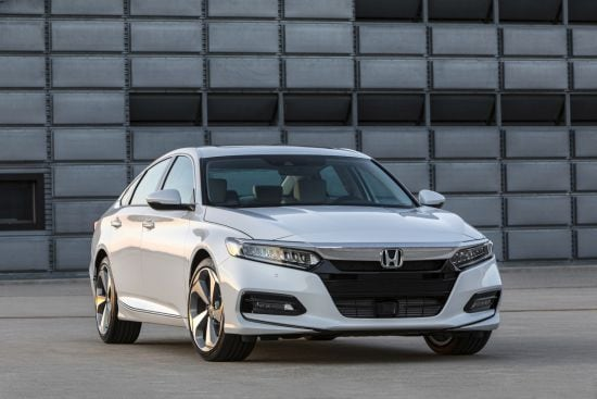 Find New Honda Accord Dealer near Ventura CA