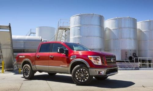 New Nissan TITAN dealer near Knoxville TN
