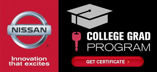 Nissan College Grad Program near Nashville TN
