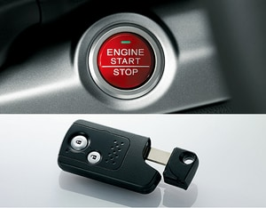 Get a new Honda car with Smart Entry and Push Button Start in Santa Cruz CA