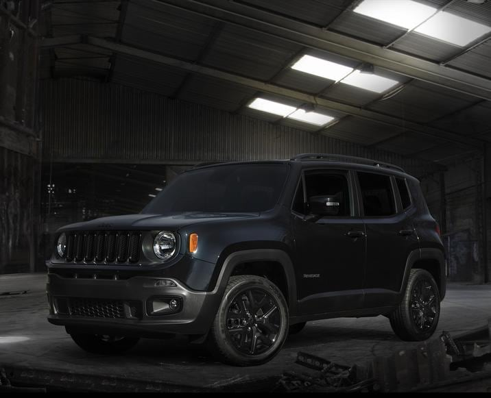 New Jeep Renegade dealer serving Knoxville & Johnson City TN