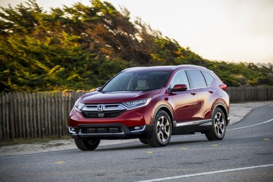 New Honda CR-V For Sale near Santa Cruz CA