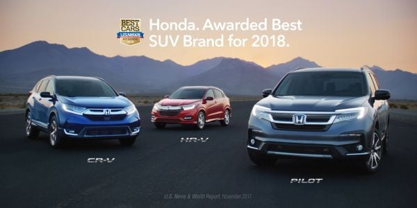 New Honda SUV Dealer Birmingham