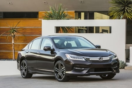 2016 Honda Accord dealer near Monterey CA