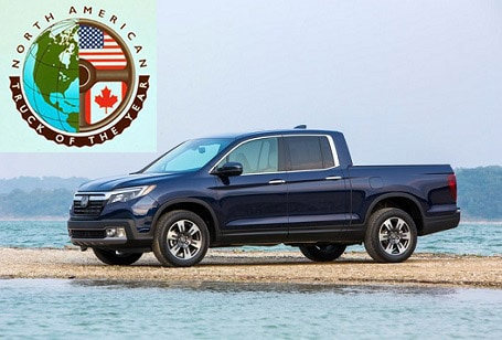 New Honda Ridgeline dealer serving Salinas CA