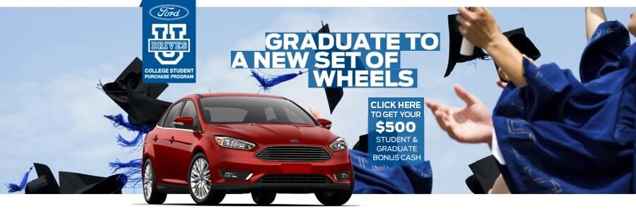 Ford College Grad Offer near Sacramento CA
