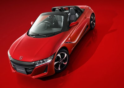 New Honda S660 convertible roadster dealer near Salinas CA