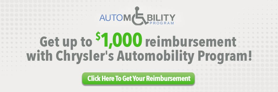 Chrysler Dodge Jeep Ram Automobility Reimbursement near Sacramento CA