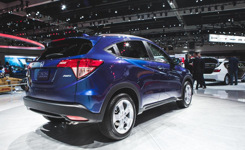 The 2016 Honda HR-V is available soon at Ocean Honda serving Santa Cruz & Salinas CA