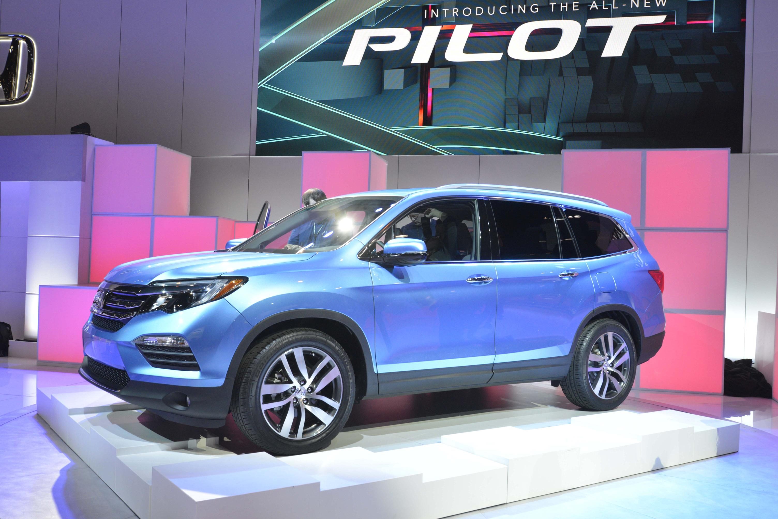 The 2016 Honda Pilot is available soon at Ocean Honda near Salinas & Gilroy CA