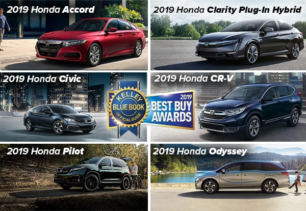 Best Buy Award Hondas For Sale Toledo