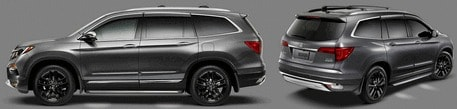 2016 Honda Pilot at Victory Honda of Jackson TN