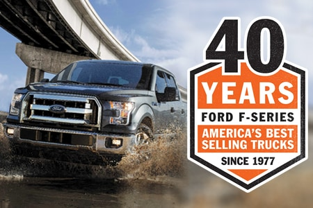 New Ford F-series dealer near Cookeville TN