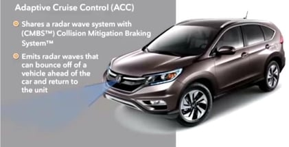 Test drive a new Honda equipped with Adaptive Cruise Control at Cookeville Honda serving Crossville TN