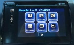 Test drive a new Honda car with HondaLink Connect atOcean Honda serving Salinas CA