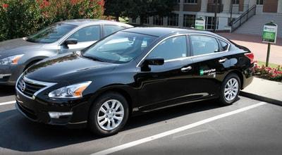 Nissan & Enterprise CarShare near Nashville TN