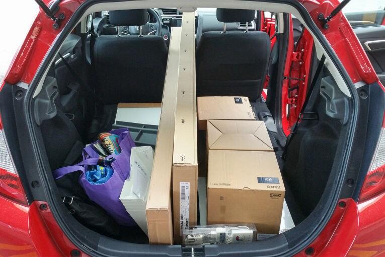 New Honda Fit dealer near Salinas CA