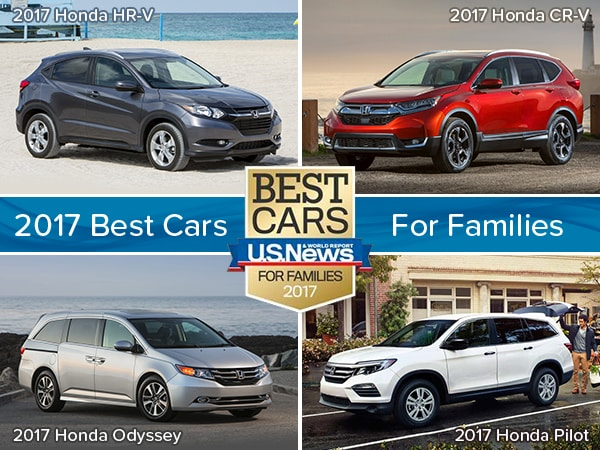 New Honda SUV & Minivan dealer near Salinas CA