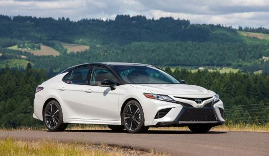 New Toyota Camry dealer near SF CA