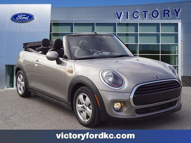 2019 MINI Cooper Base Convertible