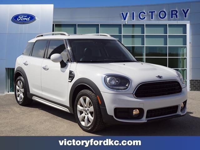 2019 MINI Cooper Countryman Base SUV